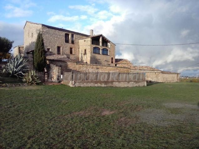 Can gras casa rural en sant mateu de bages barcelona - Casa rural bages ...