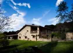 casas rurales en santa eugènia de berga (barcelona)