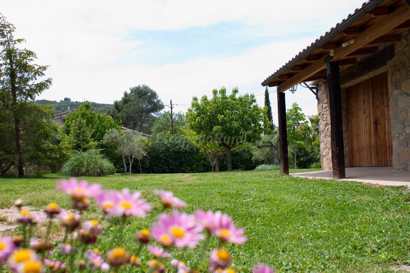 Fotos de cal sort casa rural en castellbell i el vilar barcelona - Casa rural sort ...
