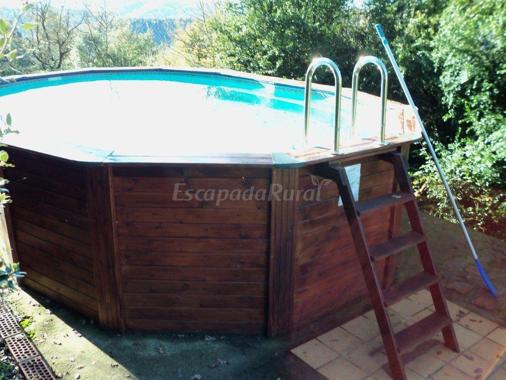 Fotos de la pahissa de la pradella casa rural en sant for Piscina torello