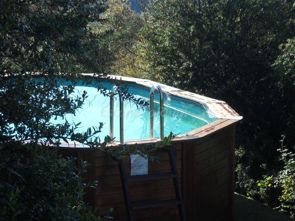 Fotos de la pahissa de la pradella casa rural en sant for Piscina de torello