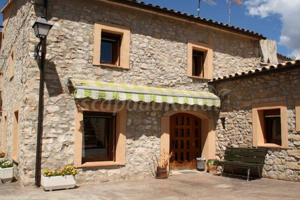 Fotos de cal riba casa rural en la llacuna barcelona - Casa rural economica barcelona ...