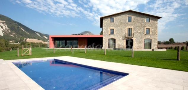 Can cadet casa rural en gurb barcelona - Can caponet casa rural ...