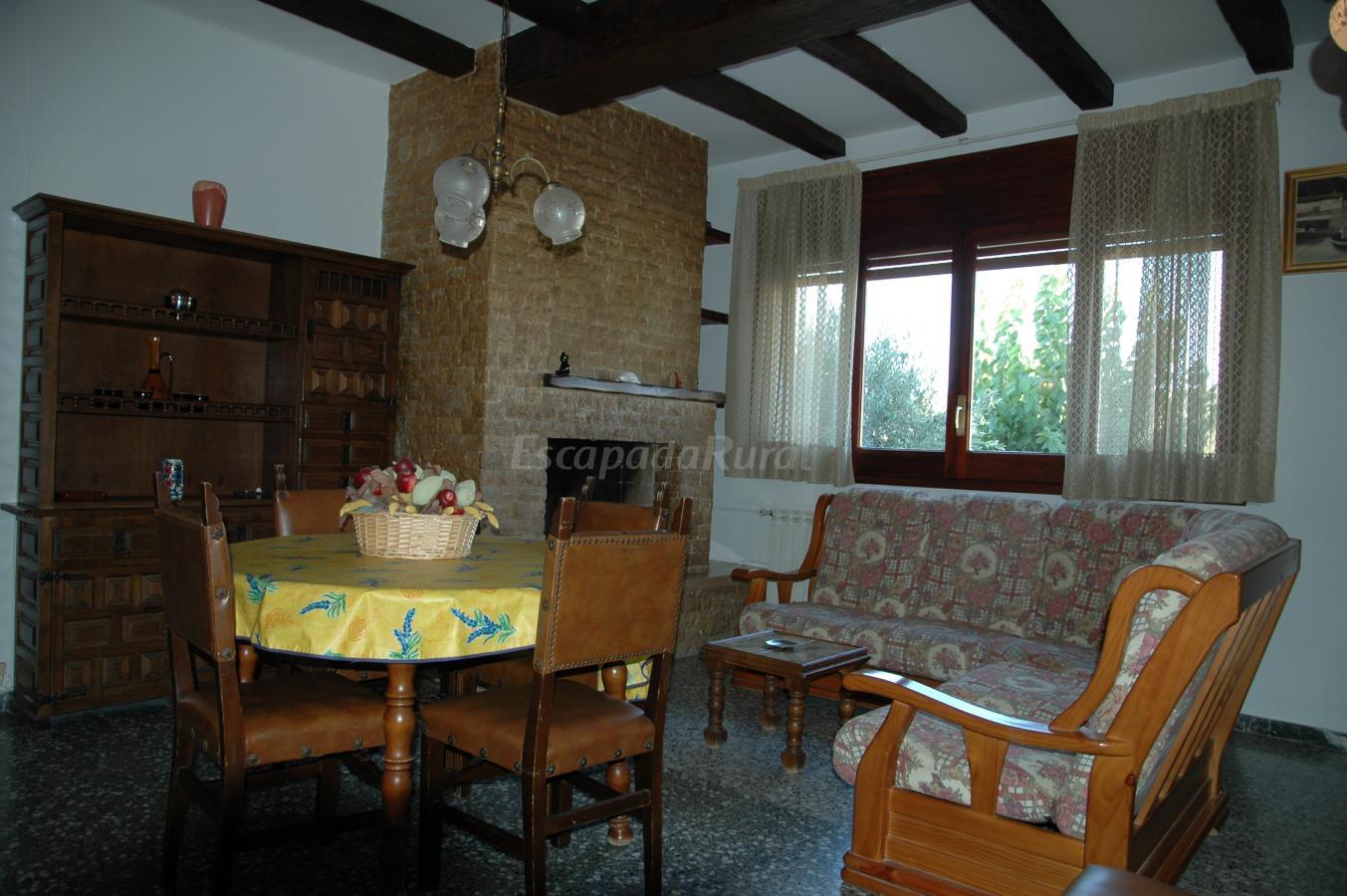 Foto di casa de vacaciones cal vives casa rural en canyelles barcelona - Apartamentos de vacaciones en barcelona ...