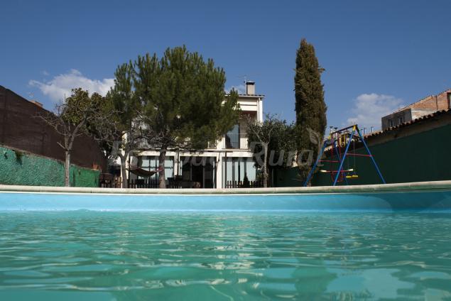 Cal barraca casa rural en berga barcelona - Apartamentos en berga ...