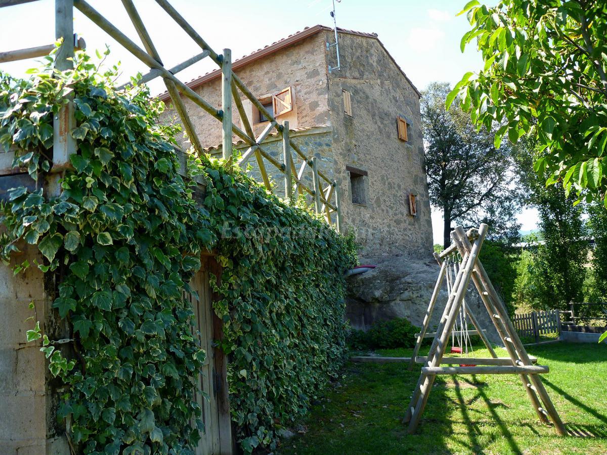Fotos de cal torrenti casa rural en casserres barcelona - Casa rural economica barcelona ...