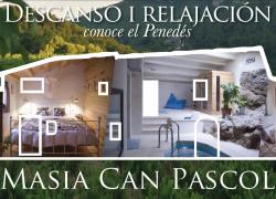 Masia Can Pascol Casa Rural-Spa (Barcelona)