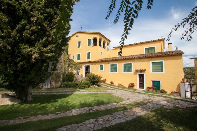 Villa beatriz casa rural en arenys de munt barcelona - Casa arenys de munt ...