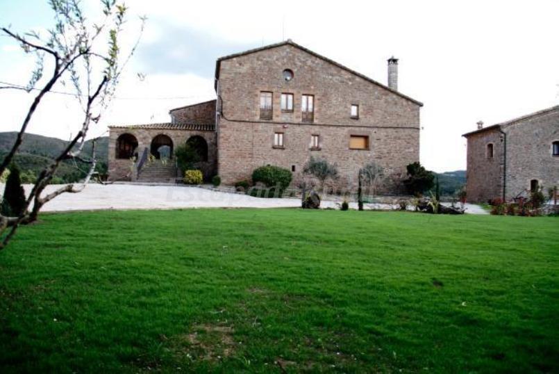 Fotos de el puig casa rural en castellnou de bages barcelona - Casa rural bages ...