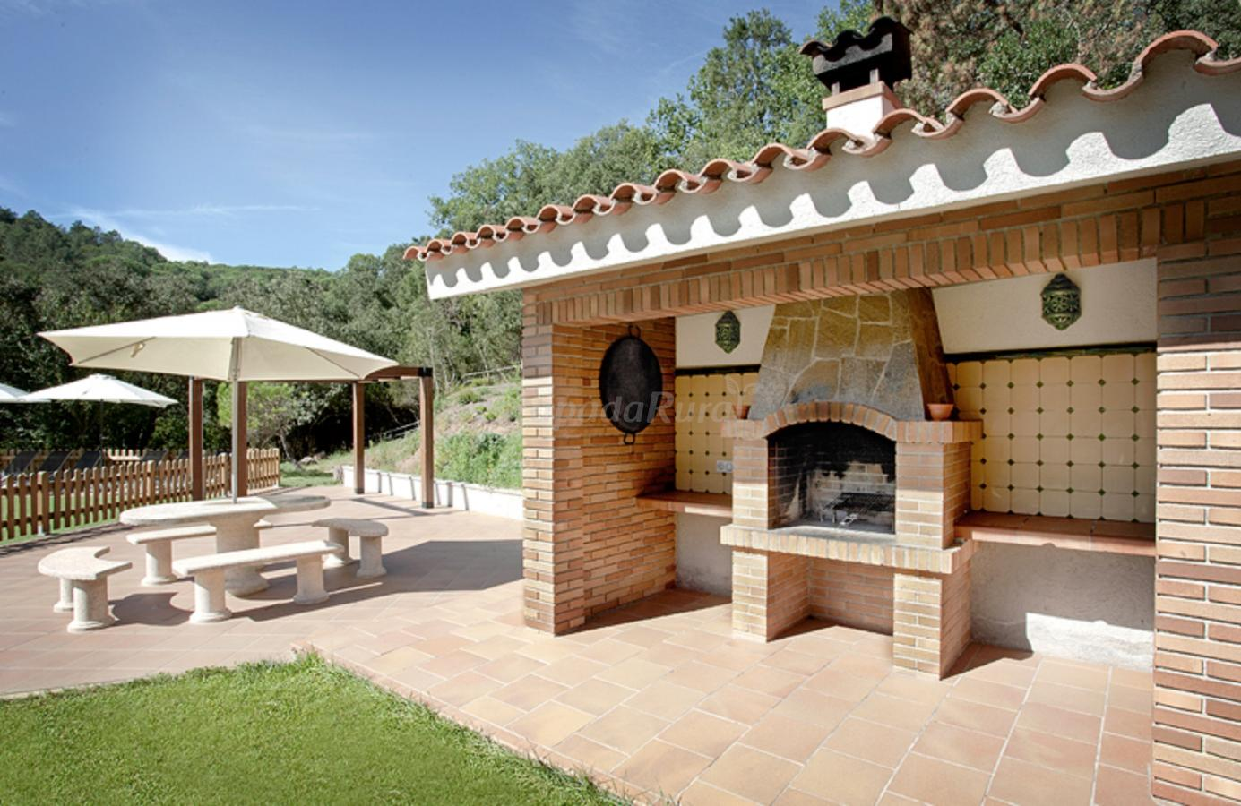 Fotos de cal moro casa rural en gualba barcelona - Casa rural economica barcelona ...
