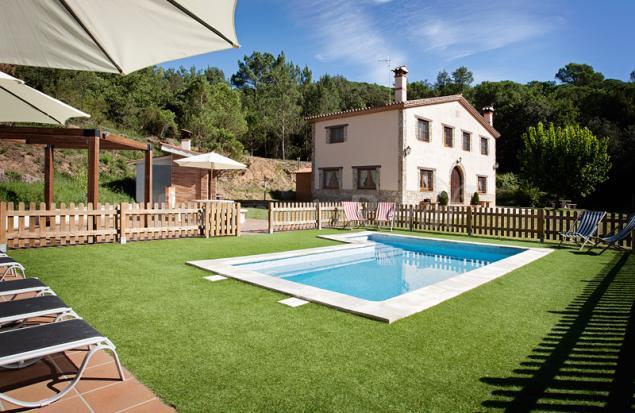 Cal moro casa rural en gualba barcelona - Casa rural economica barcelona ...