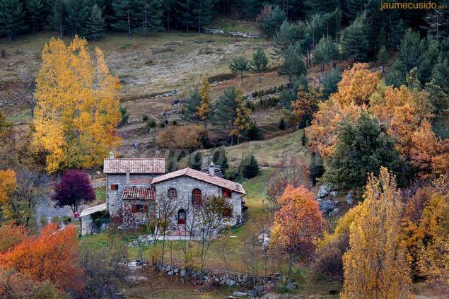 Casas rurales en ma aners barcelona - Casas rurales bcn ...
