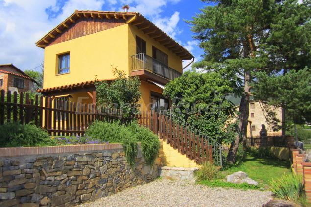 Casas rurales en castell de l 39 areny barcelona - Casas rurales pais vasco alquiler integro ...