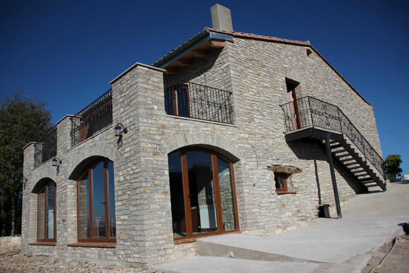 Fotos de casa mestres casa rural en pujalt barcelona - Casa rural economica barcelona ...