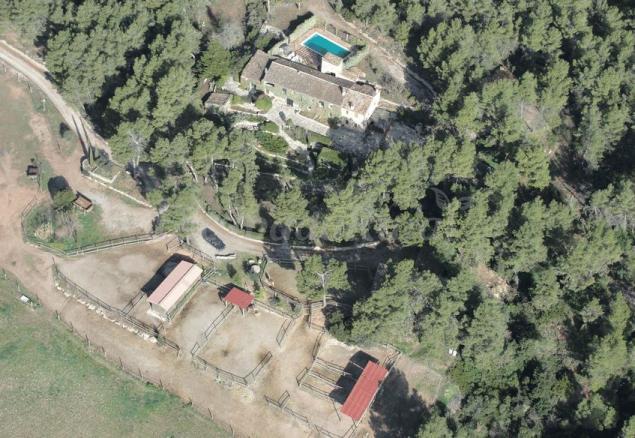 Can pere mart casa rural en jorba barcelona for 56 635