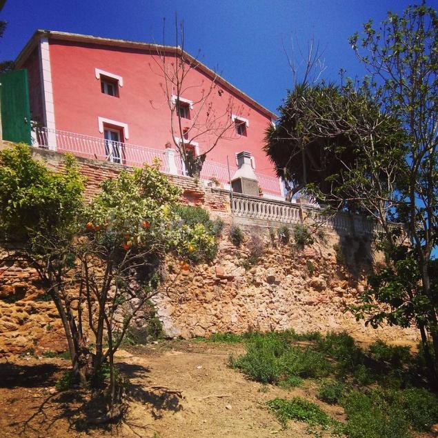 Can plana de baix casa rural en sant pol de mar barcelona - Can caponet casa rural ...