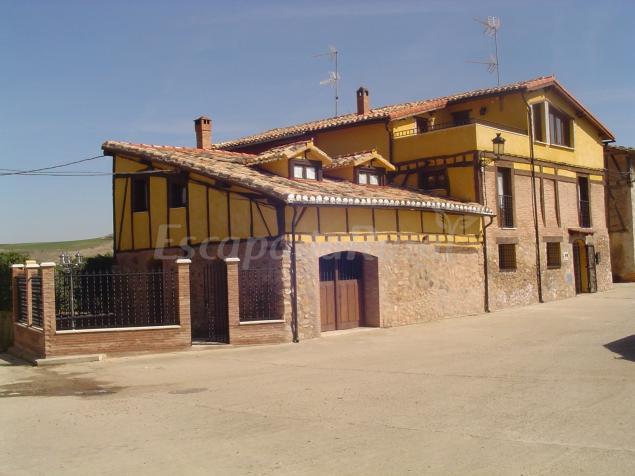Casas rurales en quintanar de rioja la rioja - Casa rural los herrero ...