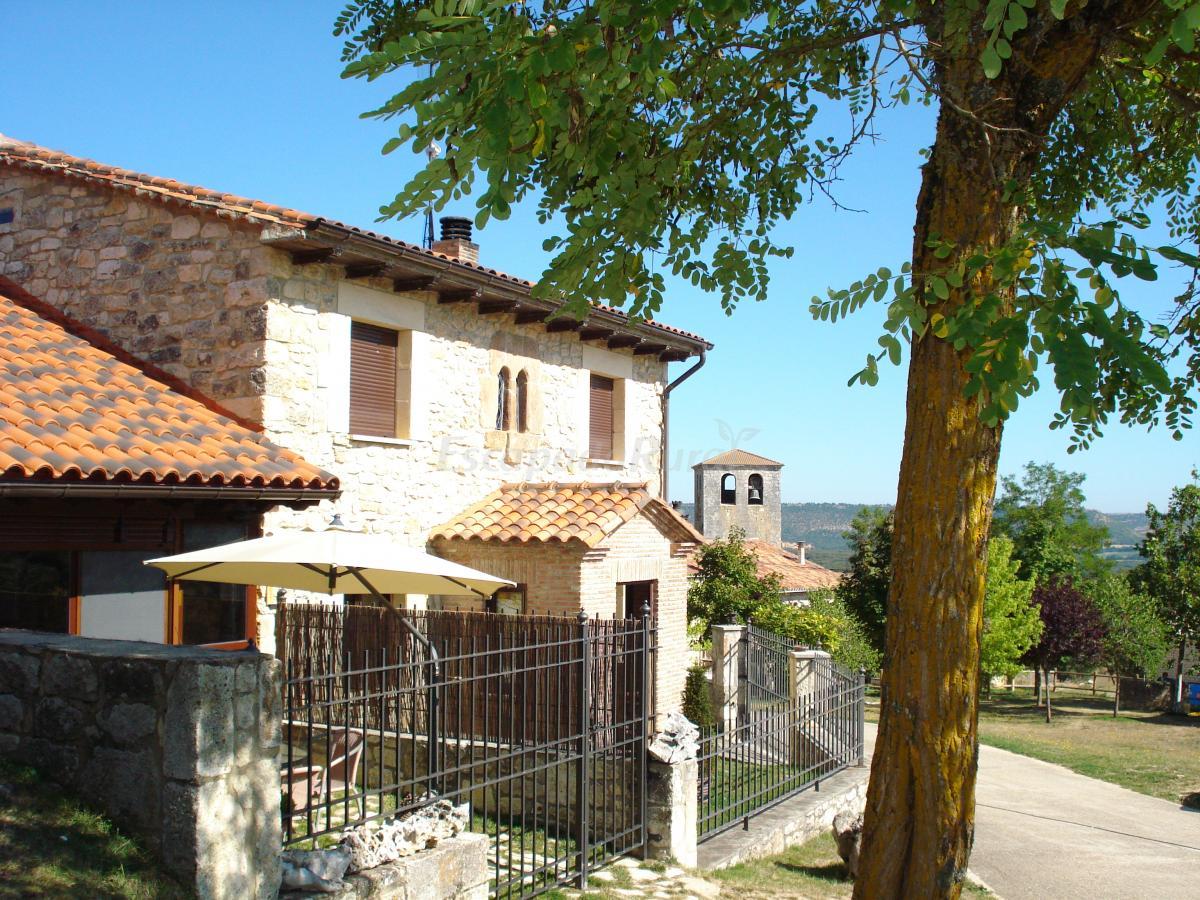 Fotos de casa rural villamoronta casa rural en la rad for Casa rural la balconada