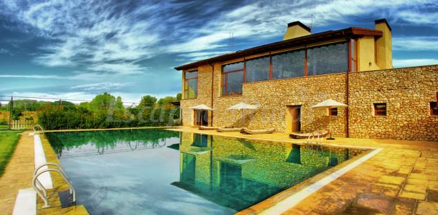 Hotel Rural Kinedomus Bienestar Casa Rural En Aranda De