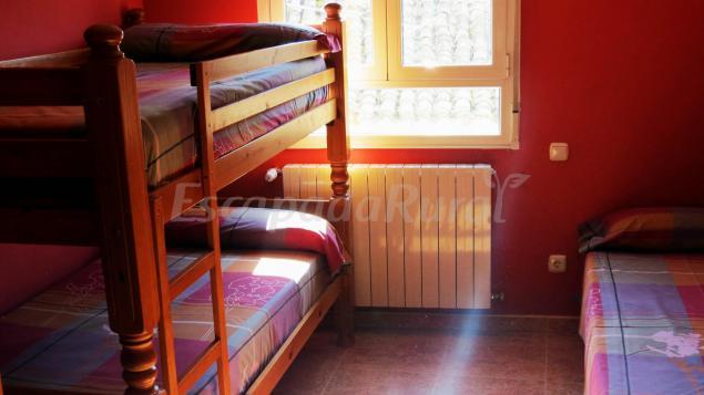 Alojamiento Turistico Rural Albergue Melgar Casa Rural En Melgar De Fernamental Burgos