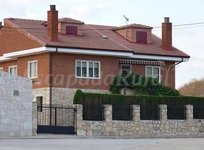 Fotos de el castillo casa rural en coru a del conde burgos - Casa rural el castillo ...