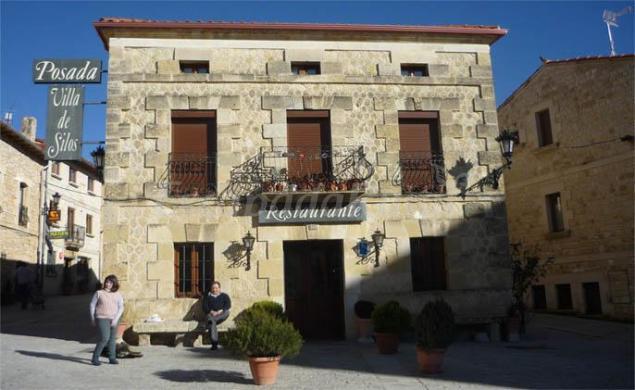 Hotel rural villa de silos casa rural en santo domingo de silos burgos - Casa rural santo domingo de silos ...