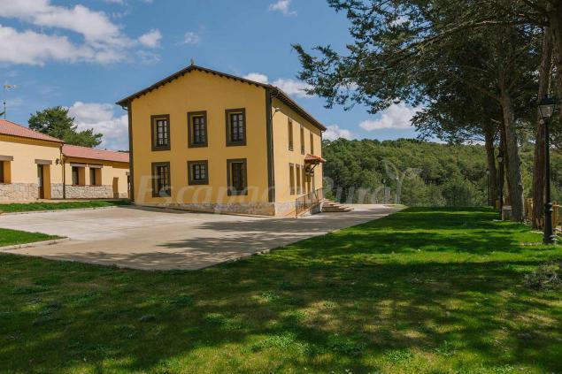 Casas rurales en aldea del pinar burgos - Casas rurales cantabria baratas alquiler integro ...