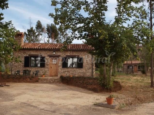 El casta ar casa rural en valencia de alc ntara c ceres - Ofertas casas rurales valencia ...
