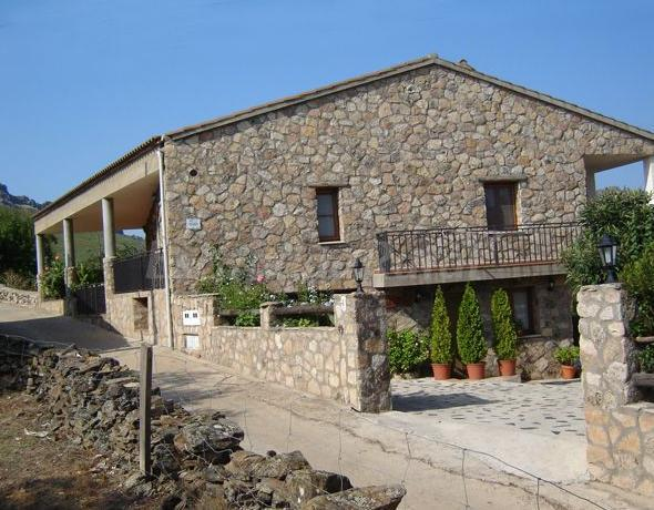 Casa marcelino casa de campo valencia de alc ntara c ceres - Casa de campo valencia ...