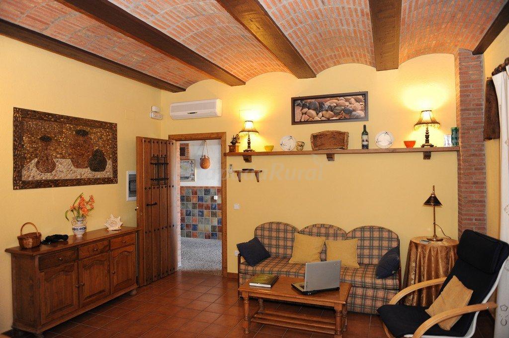 Fotos de apartamentos monfrag e casa rural en torrej n - Casa rural monfrague ...