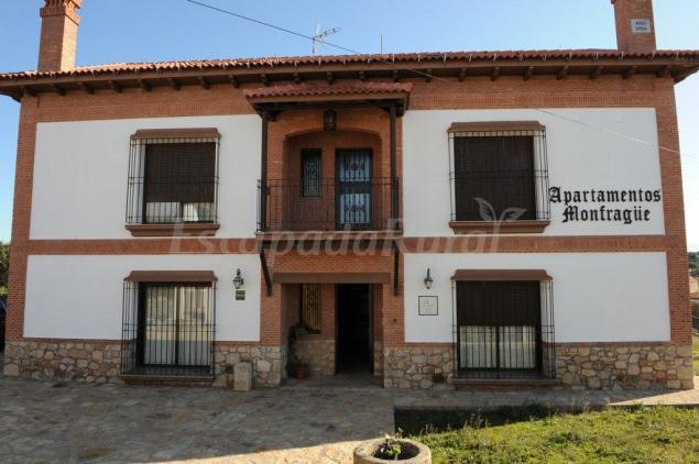 Apartamentos monfrag e casa rural en torrej n el rubio c ceres - Apartamentos caceres alquiler ...