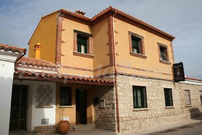 Hostal Conde De La Encina Casa Rural En Trujillo Caceres