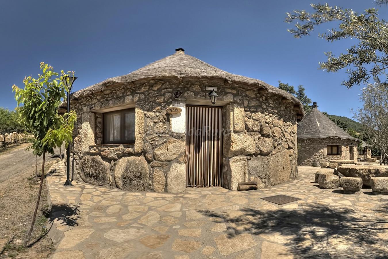 Fotos de complejo de turismo rural el solitario casa - Banos montemayor ...