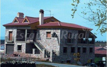 Centro de alojamiento rural el monfrag e casa rural en - Casa rural monfrague ...
