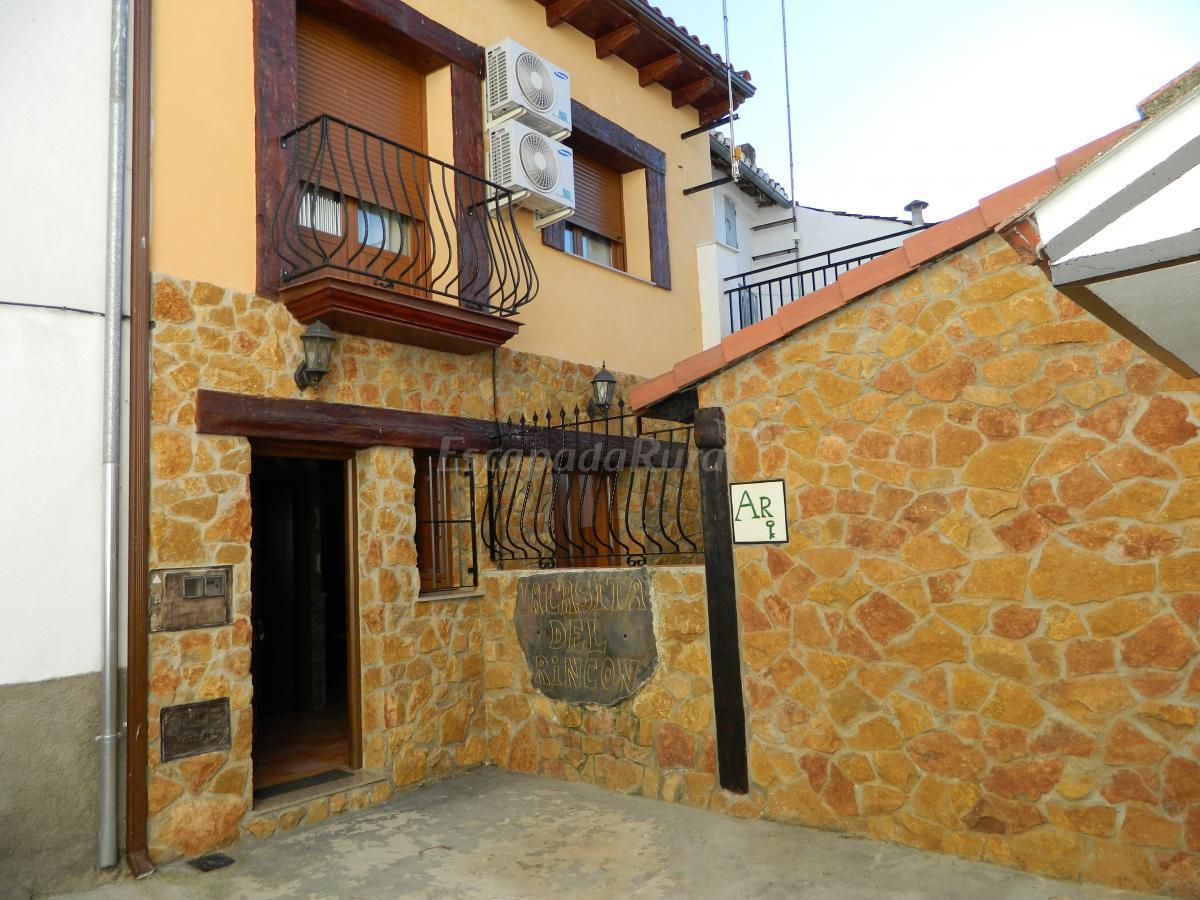 Fotos de la casita del rinc n casa rural en aldeanueva - La casita del patchwork ...