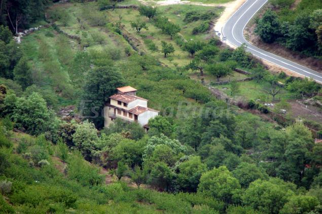 Casa rural el molino del jerte casa rural en navaconcejo c ceres - Casa rural el bosque navaconcejo ...
