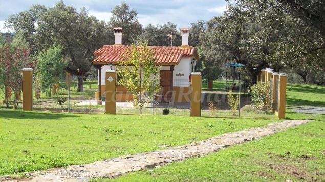 Casa rural majal n casa rural en malpartida de plasencia - Casa rural plasencia ...