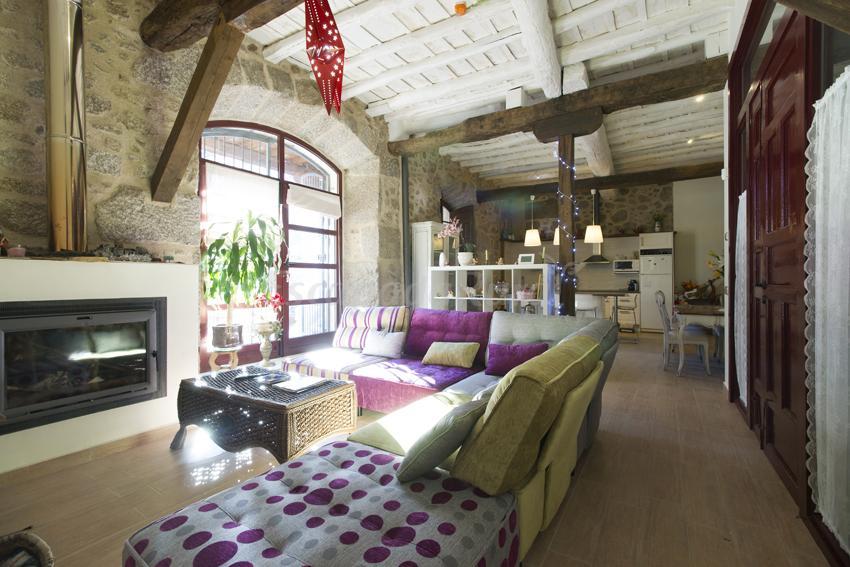 Fotos de casa jard n de la plata casa rural en ba os de for Casa rural casa jardin