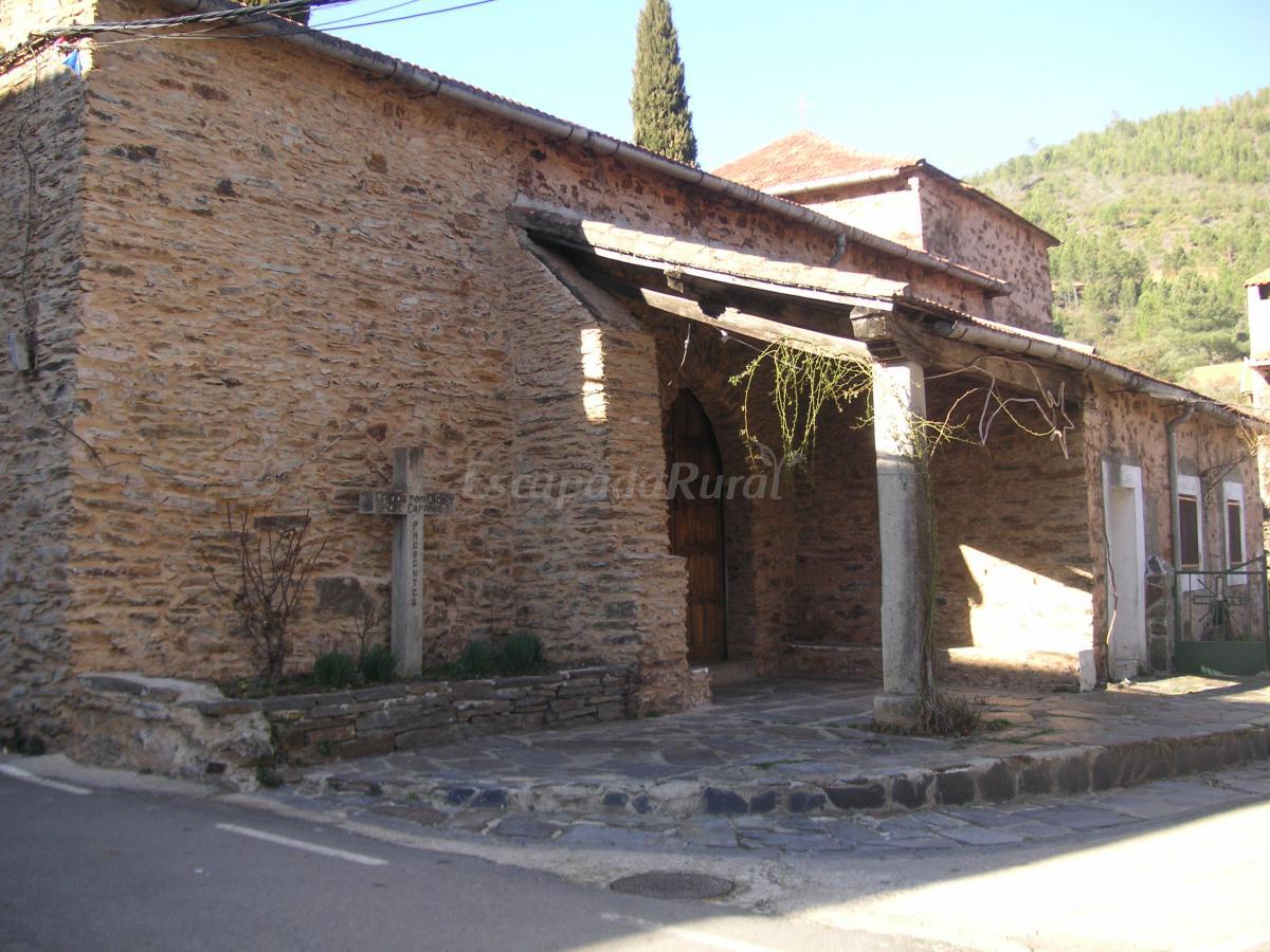 Fotos de la casa del t o maura casa rural en las mestas c ceres - Casa rural las mestas ...