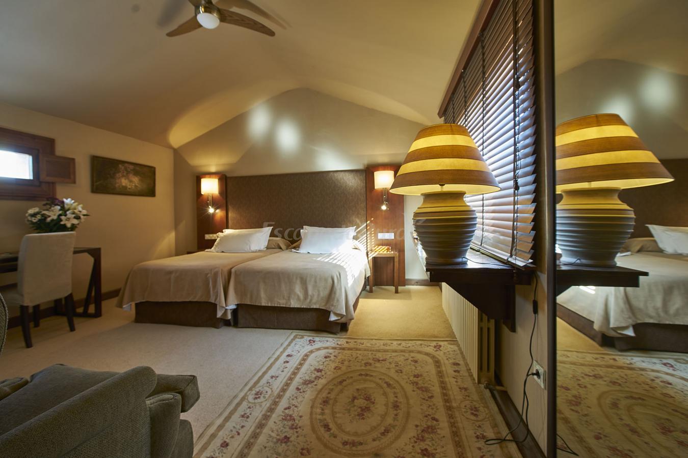 Foto di finca el corti al casa vacanze avalencia de for Hoteles en valencia de alcantara