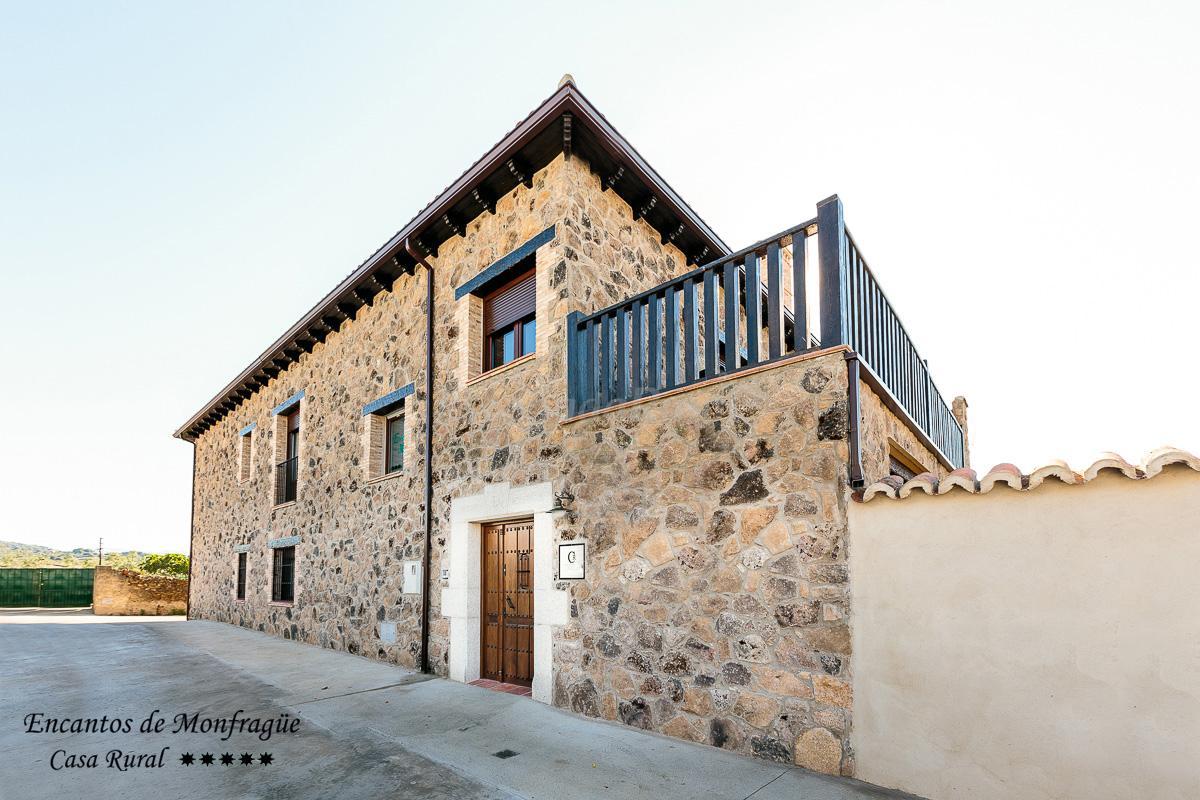Fotos de encantos de monfrag e casa rural en malpartida - Casa rural plasencia ...