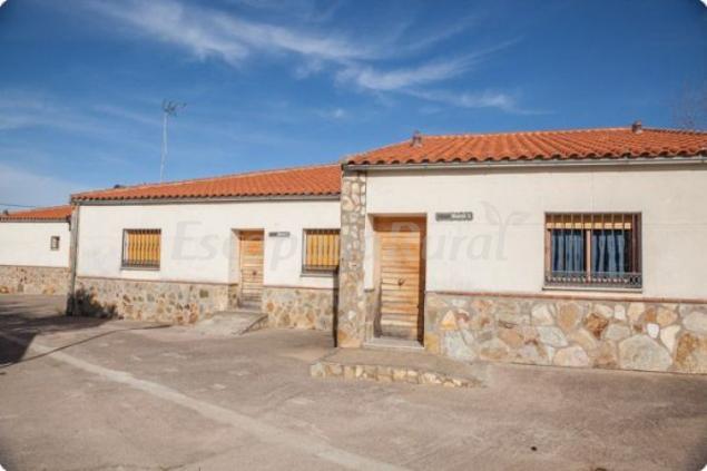 Apartamentos la encina casa rural en zarza de mont nchez c ceres - Montanchez casa rural ...