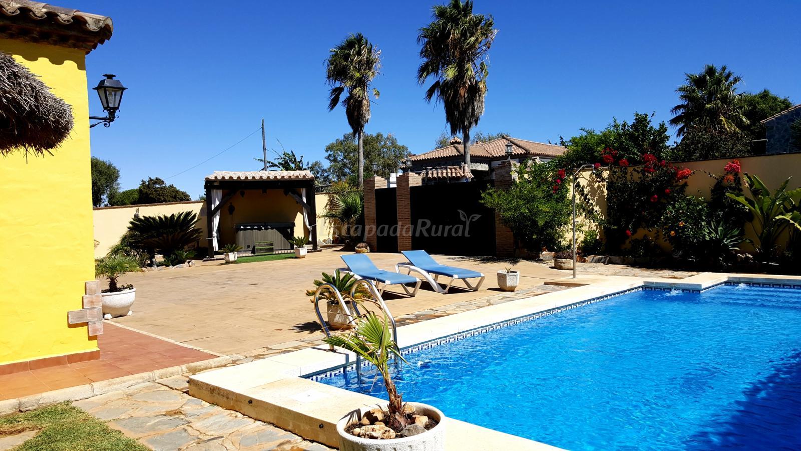 Fotos de casa nueva casa rural en vejer de la frontera - Casa rural bolonia cadiz ...