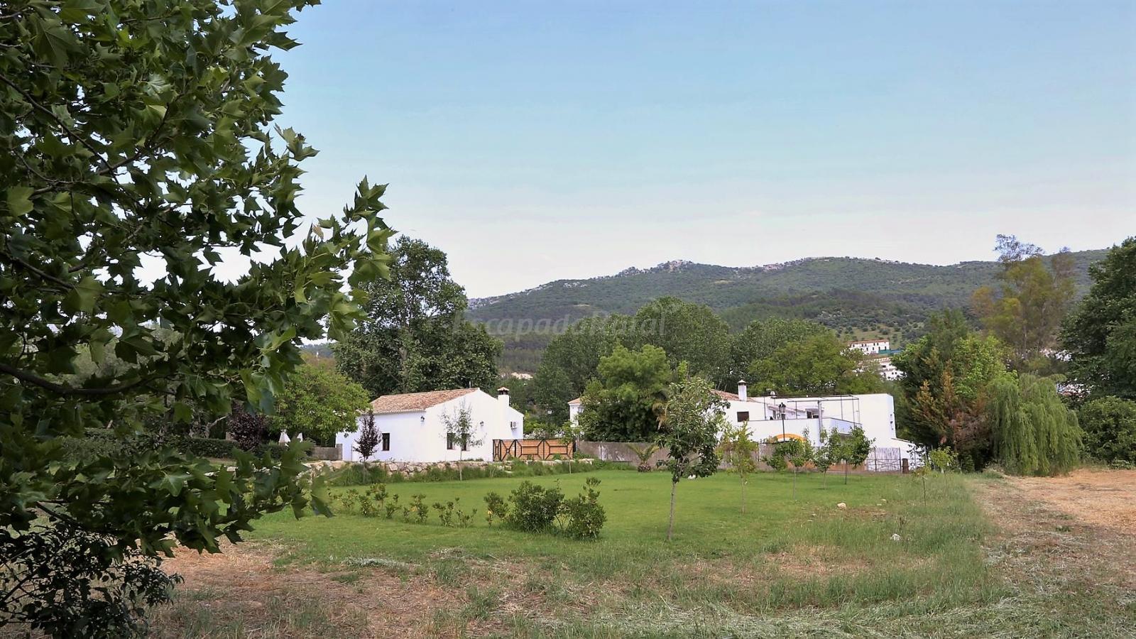 Fotos de casa rural molino de abajo casa rural en el bosque c diz - Casa rural el bosque navaconcejo ...
