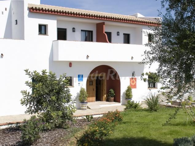 Hotel sindhura casa rural en vejer de la frontera c diz - Casa rural vejer de la frontera ...