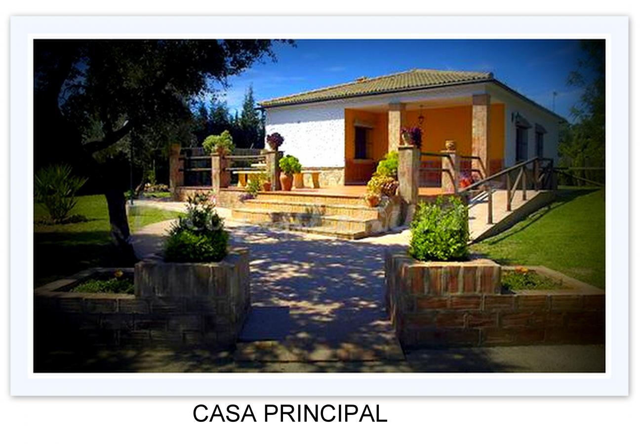 Fotos de la estancia el garvi casa rural en el bosque c diz - Casas rurales en el bosque cadiz baratas ...