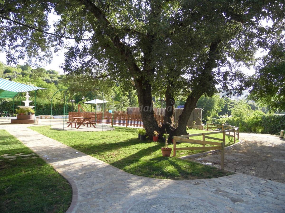 Fotos de casa jard n pentagrama casa rural en prado del for Casa rural jardin del desierto