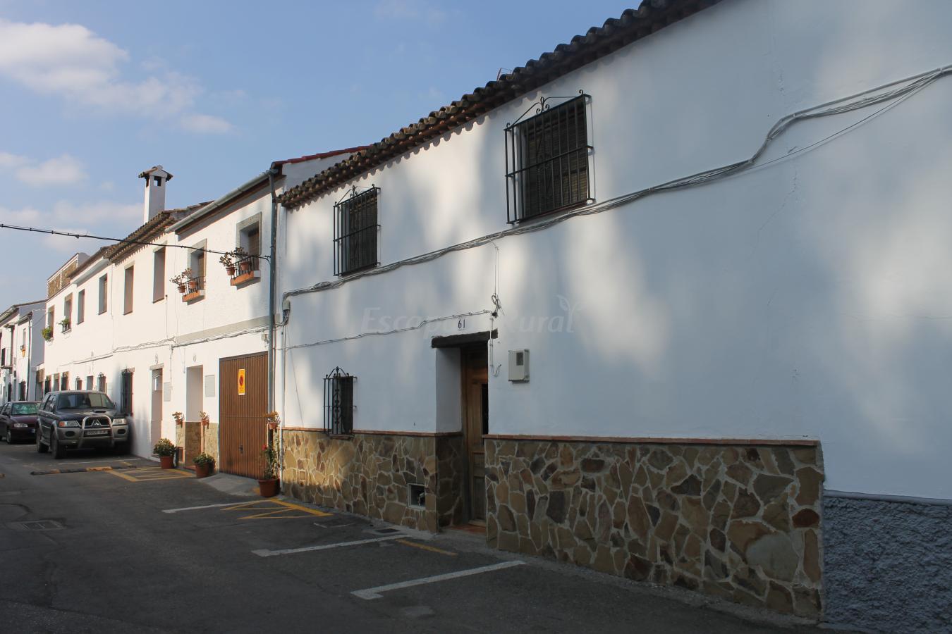 Fotos de casa castillo casa rural en jimena de la - Casa rural jimena ...