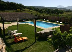 casa rural 2 personas con piscina