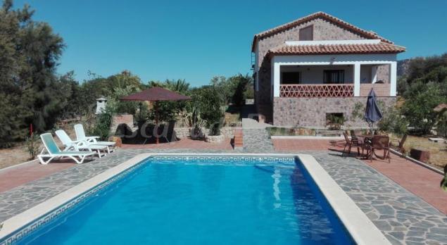 889f3fb61fb52 Casa rural Las Adelfas - Casa rural en El Gastor (Cádiz)